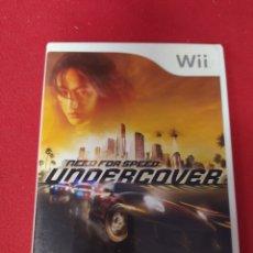 Videojuegos y Consolas: NEEE FOR SPEED UNDERCOVER. Lote 264074610