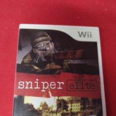Videojuegos y Consolas: SNIPER ELITE. Lote 264076780