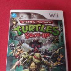 Videojuegos y Consolas: TEENAGE MUTANT NINJA TURTLES SMASH-UP. Lote 264077425