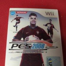 Videojuegos y Consolas: PES 2008. Lote 264077845
