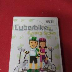 Videojuegos y Consolas: CYBER BIKE CYCLING SPORTS. Lote 264080485