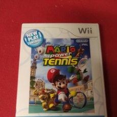 Videojuegos y Consolas: MARIO POWERPOINT TENNIS. Lote 264080730