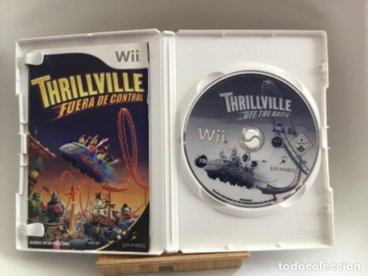 Videojuegos y Consolas: Thrillville fuera de control , juego Nintendo Wii, PAL Español, completo - Foto 3 - 265844939