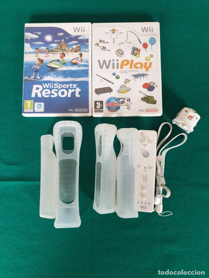 MANDO, JUEGOS Y VARIOS NINTENDO WII (Juguetes - Videojuegos y Consolas - Nintendo - Wii)
