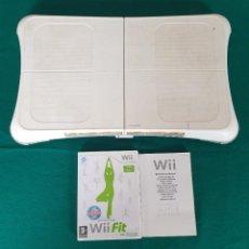 Videojuegos y Consolas: WII BALANCE BOARD - TABLA ORIGINAL OFICIAL NINTENDO PARA WII FIT. Lote 268160669