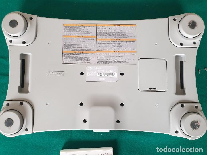 Videojuegos y Consolas: WII BALANCE BOARD - TABLA ORIGINAL OFICIAL NINTENDO PARA WII FIT - Foto 4 - 268160669