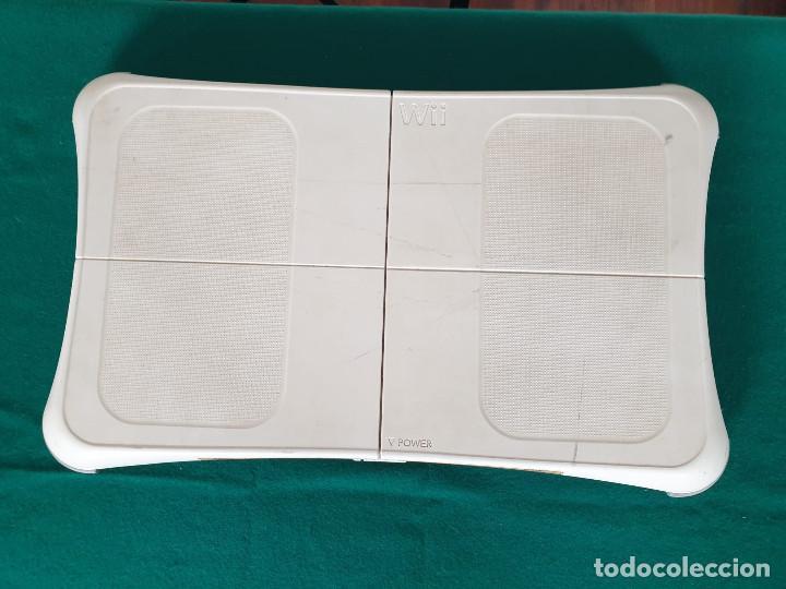Videojuegos y Consolas: WII BALANCE BOARD - TABLA ORIGINAL OFICIAL NINTENDO PARA WII FIT - Foto 5 - 268160669