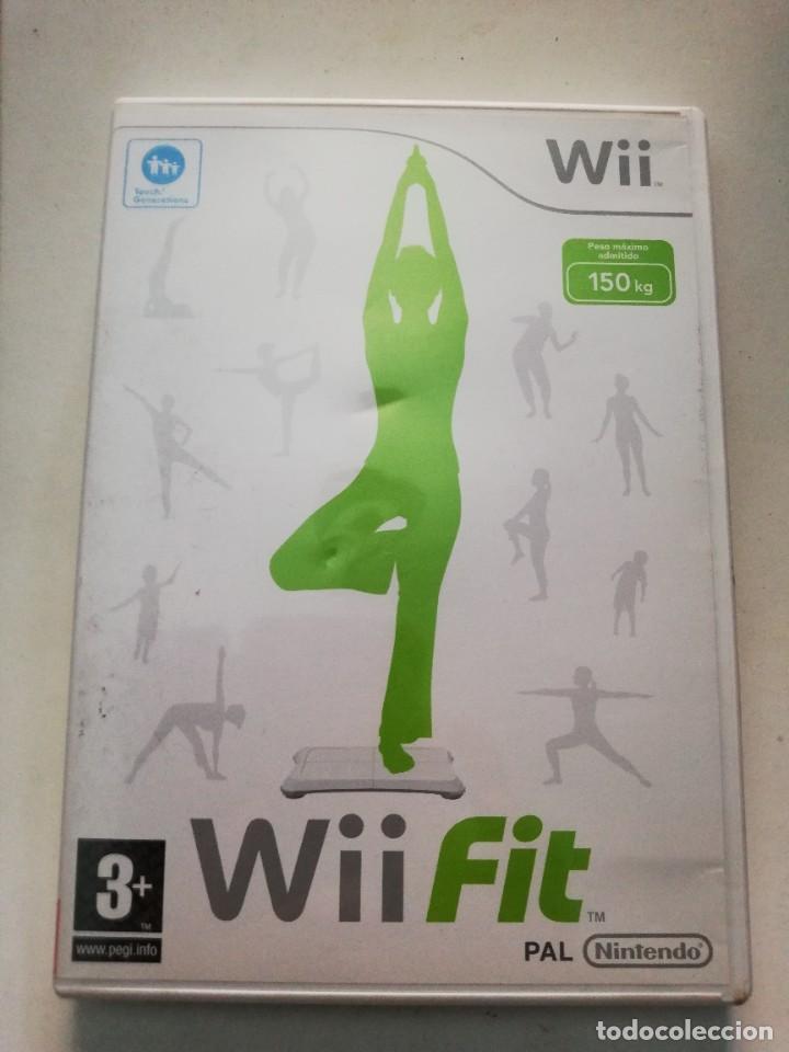 WII FIT MANUAL INSTRUCCIONES (Juguetes - Videojuegos y Consolas - Nintendo - Wii)