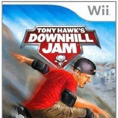 Videojuegos y Consolas: MANUAL INSTRUCCIONES TONY HAWK'S DOWNHILL JAM WII. Lote 268869064