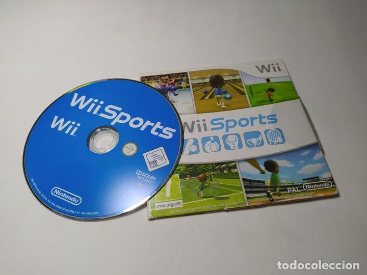 WII SPORTS (CARTON ) ( NINTENDO WII - WII U - PAL - ESP) (Juguetes - Videojuegos y Consolas - Nintendo - Wii)