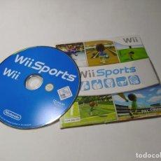Videojuegos y Consolas: WII SPORTS (CARTON ) ( NINTENDO WII - WII U - PAL - ESP). Lote 268918819