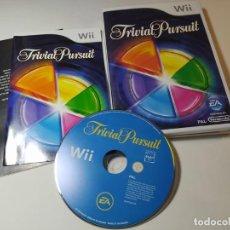 Videojuegos y Consolas: TRIVIAL PURSUIT ( NINTENDO WII - WII U - PAL - ESP). Lote 268918994