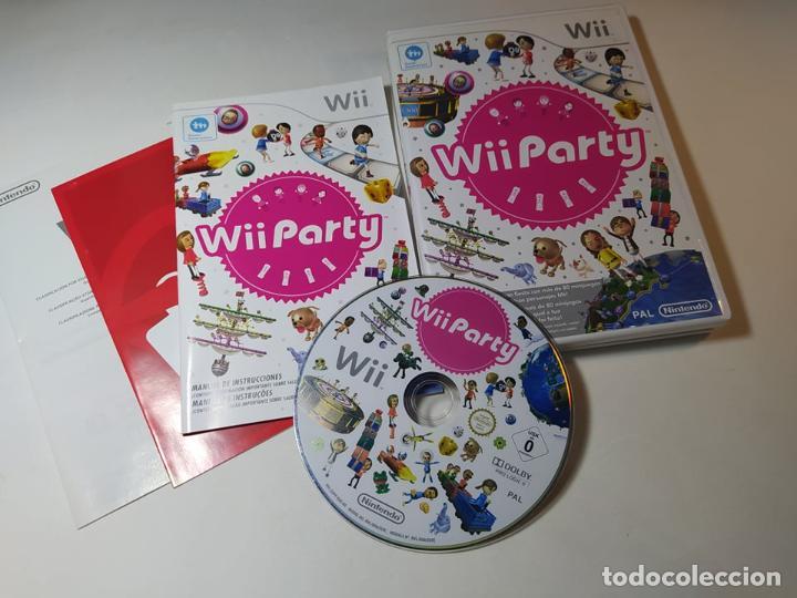 WII PARTY ( NINTENDO WII - WII U - PAL - ESP) (Juguetes - Videojuegos y Consolas - Nintendo - Wii)