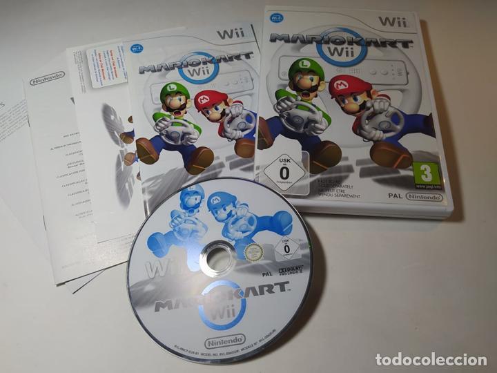 MARIO KART WII ( NINTENDO WII - WII U - PAL - ESP) (Juguetes - Videojuegos y Consolas - Nintendo - Wii)