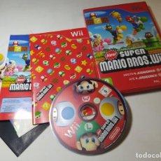 Videojuegos y Consolas: NEW SUPER MARIO BROS. ( NINTENDO WII - WII U - PAL - ESP) 8. Lote 268919299