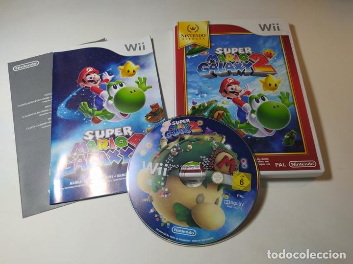 SUPER MARIO GALAXY 2 ( NINTENDO WII - WII U - PAL - ESP) 8 (Juguetes - Videojuegos y Consolas - Nintendo - Wii)