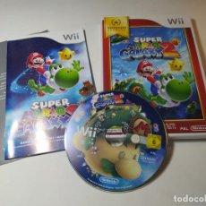 Videojuegos y Consolas: SUPER MARIO GALAXY 2 ( NINTENDO WII - WII U - PAL - ESP) 8. Lote 268919319