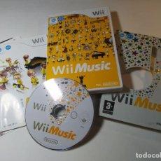 Videojuegos y Consolas: WII MUSIC ( NINTENDO WII - WII U - PAL - ESP). Lote 268919349