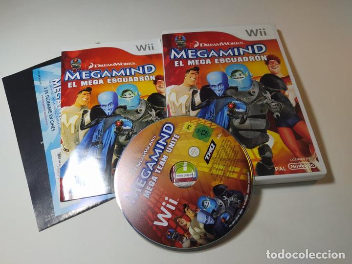 MEGAMIND ( NINTENDO WII - WII U - PAL - ESP) (Juguetes - Videojuegos y Consolas - Nintendo - Wii)