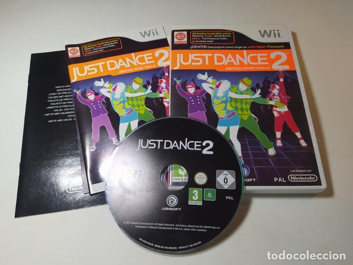 JUST DANCE 2 ( NINTENDO WII - WII U - PAL - ESP) (Juguetes - Videojuegos y Consolas - Nintendo - Wii)
