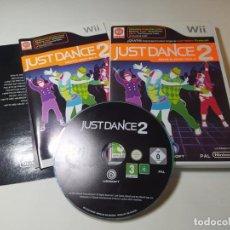 Videojuegos y Consolas: JUST DANCE 2 ( NINTENDO WII - WII U - PAL - ESP). Lote 268919459
