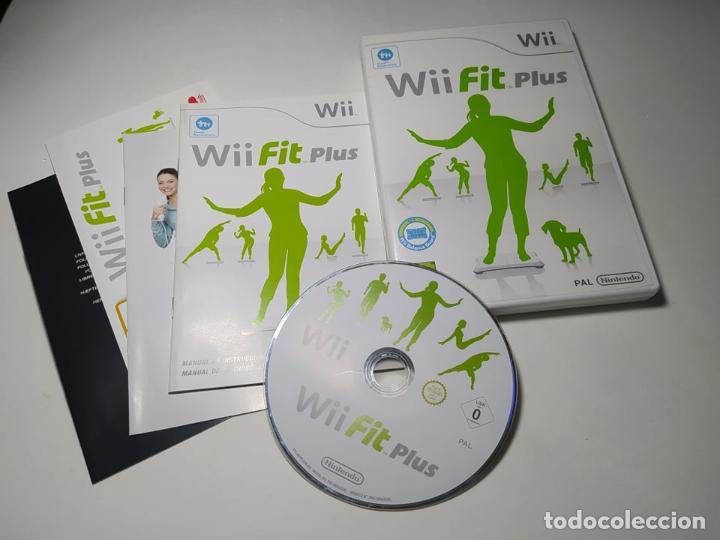 WII FIT PLUS ( NINTENDO WII - WII U - PAL - ESP) (Juguetes - Videojuegos y Consolas - Nintendo - Wii)