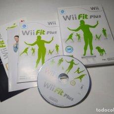 Videojuegos y Consolas: WII FIT PLUS ( NINTENDO WII - WII U - PAL - ESP). Lote 268919489