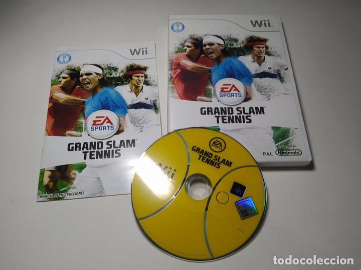 EA SPORTS GRAND SLAM TENNIS ( NINTENDO WII - WII U - PAL - ESP) (Juguetes - Videojuegos y Consolas - Nintendo - Wii)