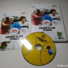 Videojuegos y Consolas: EA SPORTS GRAND SLAM TENNIS ( NINTENDO WII - WII U - PAL - ESP). Lote 268919569