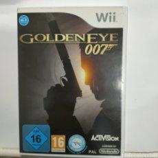 Videojuegos y Consolas: REFWII.42 007 GOLDENEYE JUEGO NINTEDO WII SEGUNDAMANO. Lote 288866158