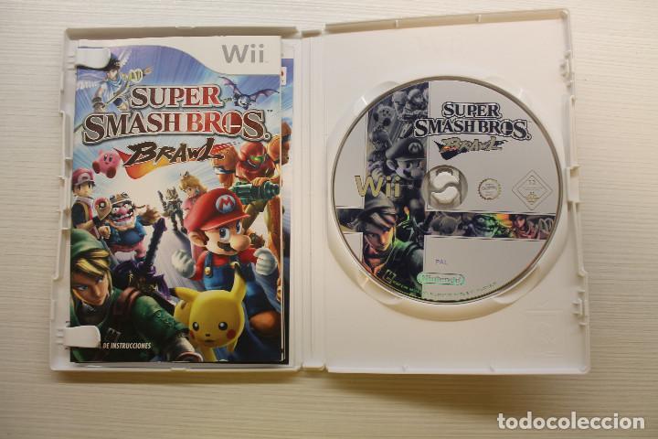 Videojuegos y Consolas: WII, SUPER SMASH BROS BRAWL - Foto 2 - 269158883