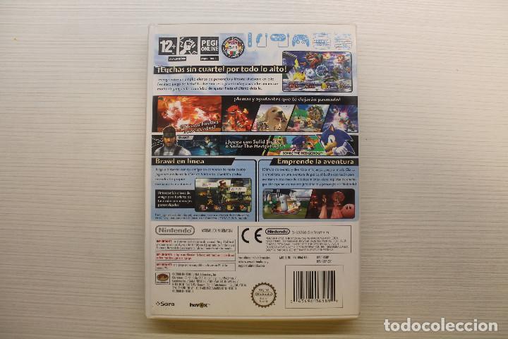 Videojuegos y Consolas: WII, SUPER SMASH BROS BRAWL - Foto 3 - 269158883