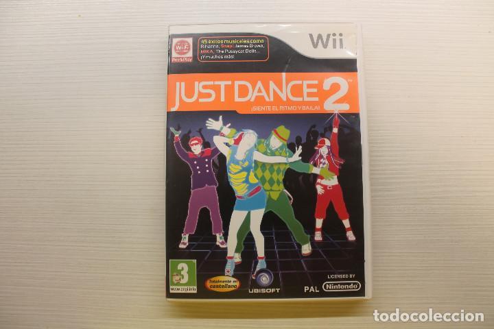 WII, JUST DANCE 2 (Juguetes - Videojuegos y Consolas - Nintendo - Wii)