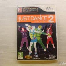 Videojuegos y Consolas: WII, JUST DANCE 2. Lote 269159143