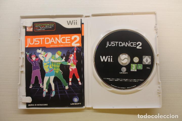 Videojuegos y Consolas: WII, JUST DANCE 2 - Foto 2 - 269159143