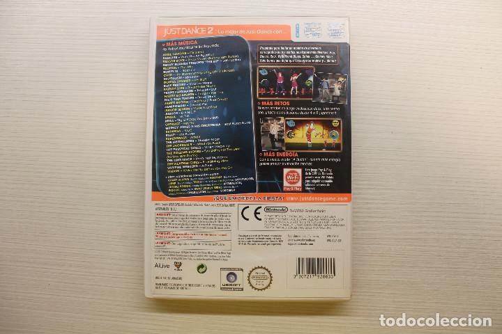 Videojuegos y Consolas: WII, JUST DANCE 2 - Foto 3 - 269159143