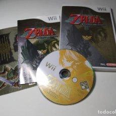Videogiochi e Consoli: ZELDA - TWILIGHT PRINCESS ( NINTENDO WII - WII U - PAL - ESP). Lote 269240398