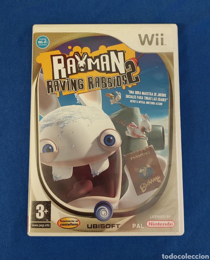 JUEGO RAYMAN RAVING RABBIDS 2 WII (Juguetes - Videojuegos y Consolas - Nintendo - Wii)