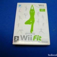 Videojuegos y Consolas: WII FIT JUEGO PARA NINTENDO WII. Lote 270636533