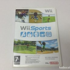 Videojuegos y Consolas: WII SPORTS + WII SPORTS RESORT. Lote 270905678