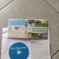 Videojuegos y Consolas: WII SPORTS NINTENDO WII WIIU. Lote 270913543
