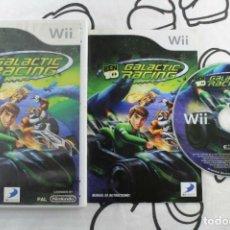 Videojuegos y Consolas: NINTENDO WII BEN 10 GALACTIC RACING BUEN ESTADO PAL ESPAÑA. Lote 271573068