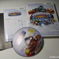 Videogiochi e Consoli: SKYLANDERS GIANTS ( NINTENDO WII - WII U - PAL - ESP). Lote 272998863