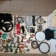 Videojuegos y Consolas: GRAN LOTE NINTENDO WII. Lote 274003163