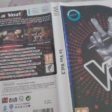 Videojuegos y Consolas: LA VOZ VOLUMEN 3 PAL ESP. Lote 274618168