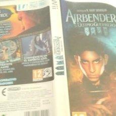 Videojuegos y Consolas: AIRBENDER EL ULTIMO CABALLERO PAL ESP WII. Lote 274619008
