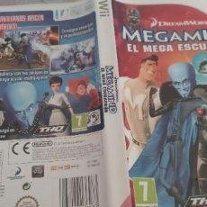 Videojuegos y Consolas: MEGAMIND EL MEGA ESCUADRON PAL ESP WII. Lote 274620178
