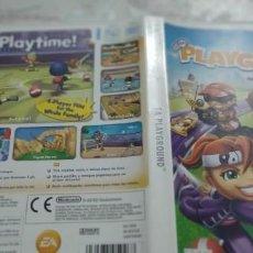 Videojuegos y Consolas: EA PLAYGROUND WII. Lote 275616458