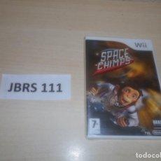 Videojuegos y Consolas: WII - SPACE CHIMPS , PAL UK , PRECINTADO. Lote 275924918