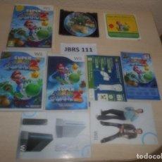 Videojuegos y Consolas: WII - SUPER MARIO GALAXY 2 - EDICION COLECIONISTA , PAL ESPAÑOL , COMPLETO. Lote 275925073